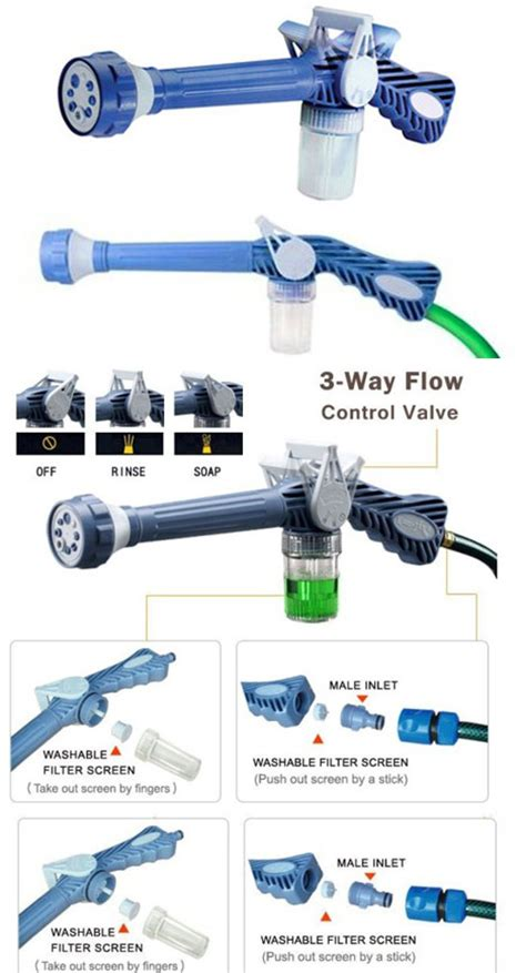Selang Untuk Ez Jet Water Cannon jual ez jet water canon murah alat penyemprot serbaguna
