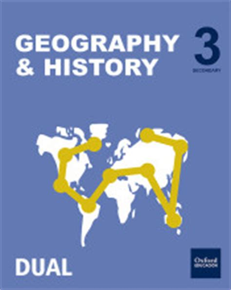 libro geog 3 student book geog geography and history 3 186 eso inicia dual student s book pack oxford university press espa 209 a s
