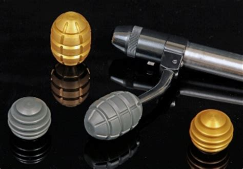 custom gun parts bolt knobs