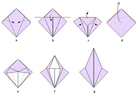 How To Fold Paper - origami origami resource center invitations