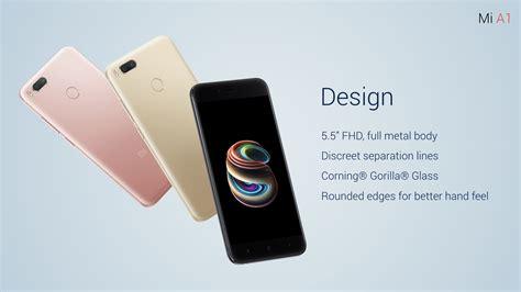 Terbaru Xiaomi Mi A1 Xiaomi Mia1 Hardcase Xiaomi Mi A1 xiaomi mi a1 ufficiale finalmente android one quot pulito quot al giusto prezzo leganerd