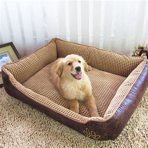 dog house for golden retriever size m l easy to clean warm soft dog house pet bed comfortable golden retriever dog