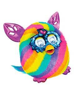 Furby boom crystal rainbow fashion world