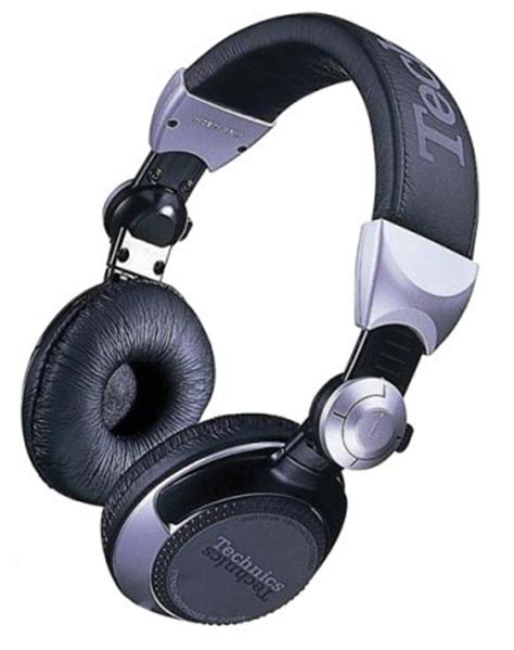 Headphone Technics Technics Rp Dj1215 Dj Headphones Nz