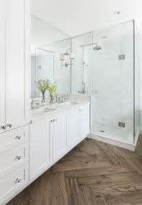 Wood Floor Bathroom Ideas 25 Best Ideas About Wood Tile Bathrooms On Wood Tile Shower Wood Tiles And Real
