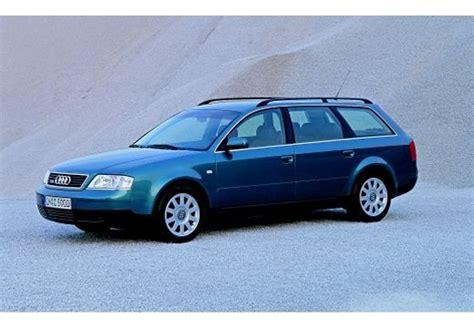 Audi A6 Erfahrungen by Testberichte Und Erfahrungen Audi A6 Avant 2 5 Tdi