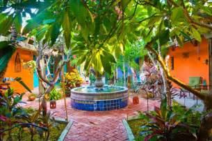 mexican backyard decor mexican outdoor garden decor