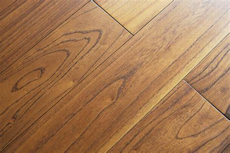 elm wood flooring , durable ecnomical China domestic