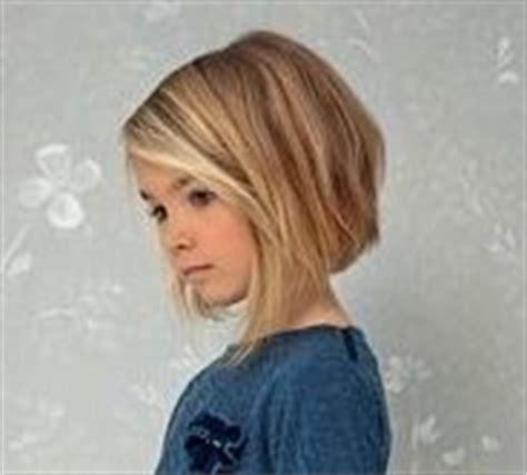 kids angle haircut medium length hair cut for little girl kids and things