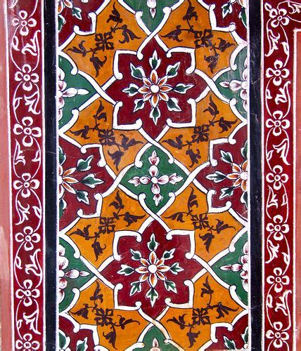 Islamic Artworks 8 typical islamic artwork from the mughal period this is