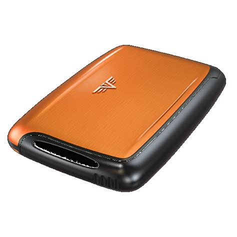 Dompet Aluminium Tru Virtu Pearl tru virtu aluminum card pearl orange wallets brands