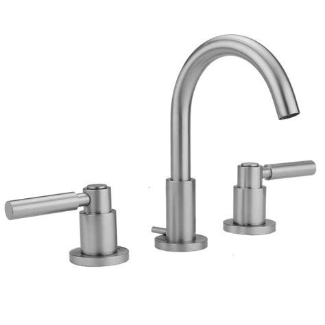jaclo kitchen faucets jaclo uptown contempo faucet with round escutcheons