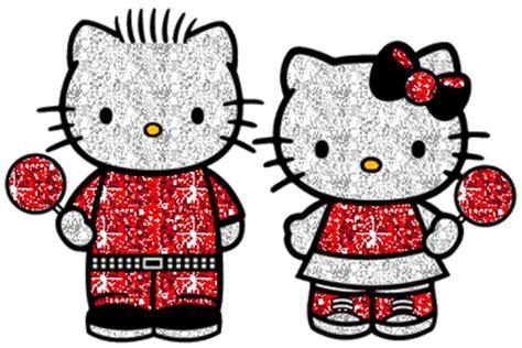 imagenes de hello kitty que brillen hello kitty glitter gifs picgifs com