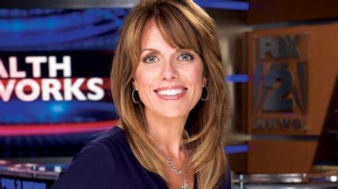 Detroit Fox 2 News Anchors Women | deena centofanti story wjbk