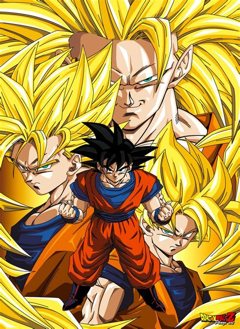 Saiyan Goku 17 best images about z on goku