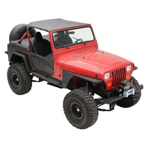 Jeep Wrangler Tj Armor Smittybilt Xrc Armor Fenders Jeep Wrangler Tj 1997