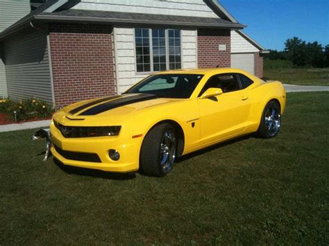camaro transformers edition for sale calgary used cars for sale adanih