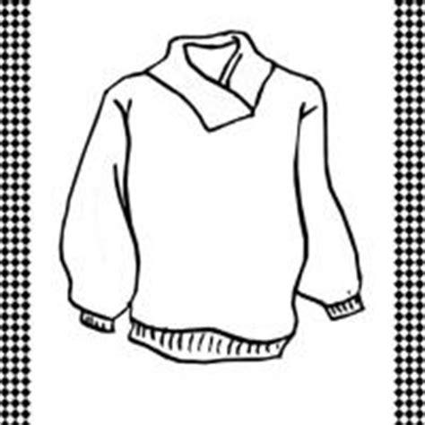 sweater card template sweater flash card