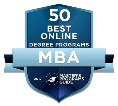 Mba Specializations In Demand 2017 by Best Mba Degree Programs Rankings Master S