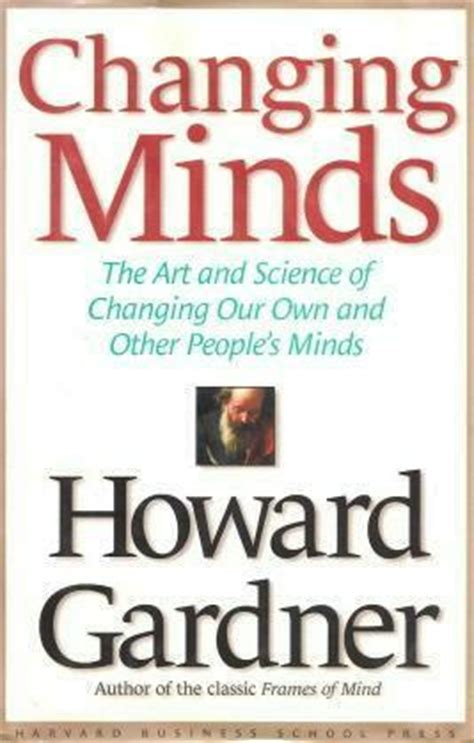 Gardners Books Review Of Changing Minds