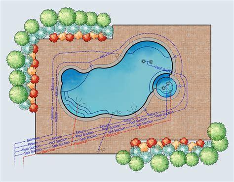 Landscape Design Software Vizterra 3d Pool And Landscaping Design Software Overview Vip3d