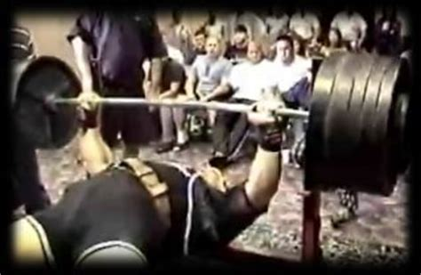 monster bench press bench press monster routine by ryan kennelly and mike witmer