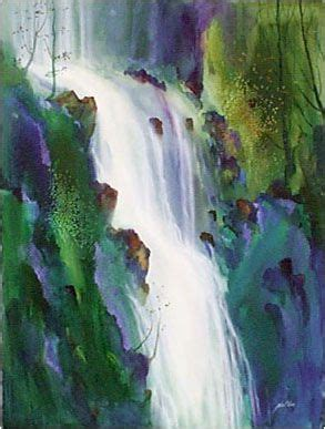 watercolor waterfall tutorial 724 best images about watercolor painting and ideas on