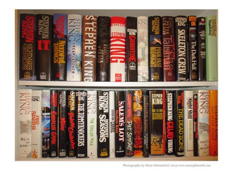 picture book collection authors stephen king writing books