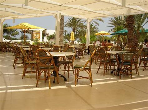 cuisine de plein air restaurant plein air 224 la piscine photo de djerba