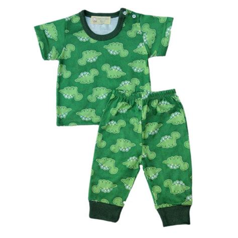 toddler dinosaur pajamas infant pajama set baby dinosaur gardening