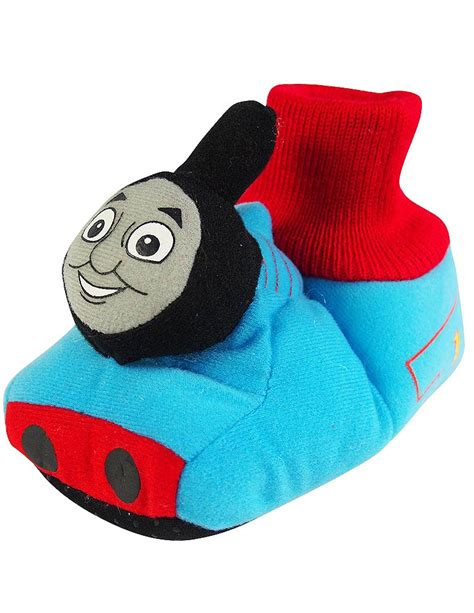 thomas the train house shoes thomas friends toddler boys thomas the train slippers blue red toddler boys
