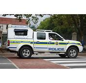 South African Police Nissan Hardbody Patrol Vehicle  Flickr