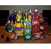 Mario Kart  Costume Ideas Pinterest Group Costumes And