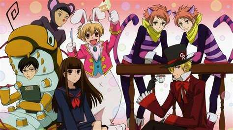 ouran highschool host club free ouran high school host club wallpapers wallpaper cave