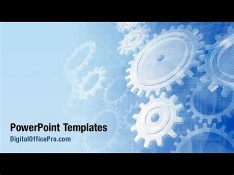 engineering powerpoint template mechanical powerpoint template backgrounds