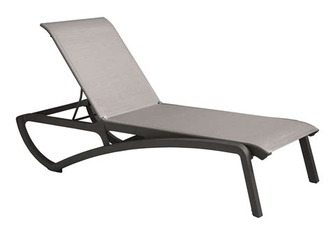Gray Chaise Lounge Sunset Chaise Lounge Solid Gray Volcanic Black