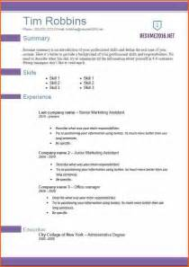 The Best Resume Template by 13 The Best Resume Templates For 2016 Budget Template Letter