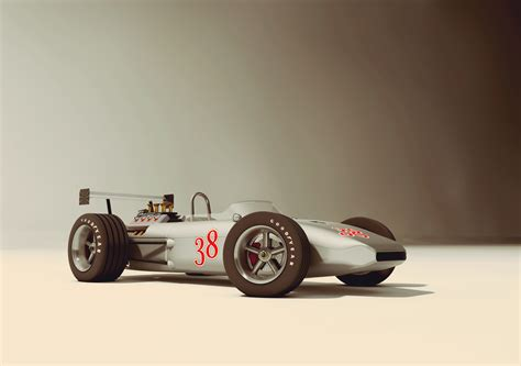 Kitchen Designers Jobs by Race Car Old Style 3d Model 3ds C4d Cgtrader Com