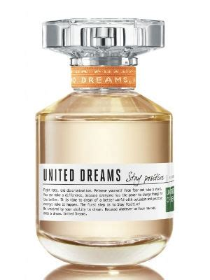 Benetton United Dreams Stay Positive Original Parfum 100 united dreams stay positive benetton perfume a fragrance for 2014