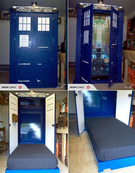 doctor who tardis bed i need this home decor