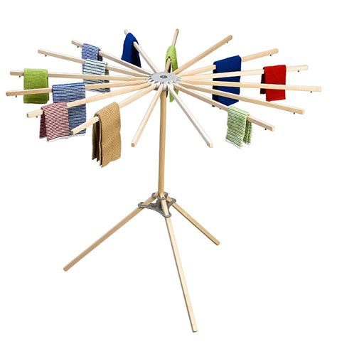 Home Power Drying Rack by Umbrella Folding Floor Clothes Drying Rack Amish Usa Made