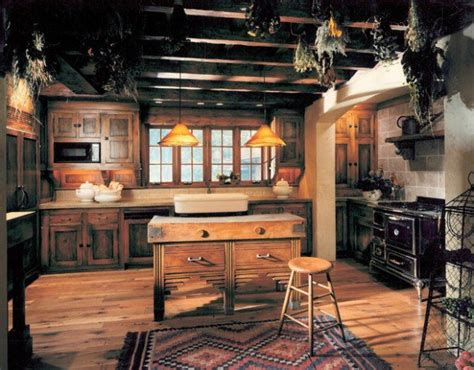 rustic kitchen decorating ideas 20 cozy rustic kitchen design ideas style motivation