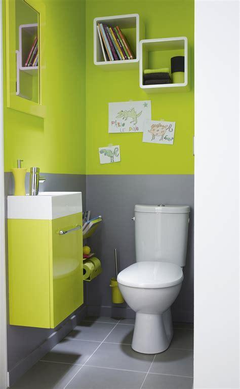 Decoration Pour Wc by D 233 Co Wc Vert