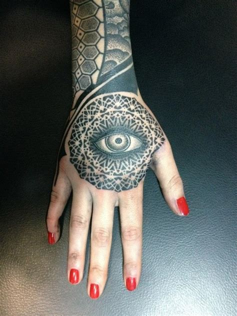 hand eye tattoo eye images designs