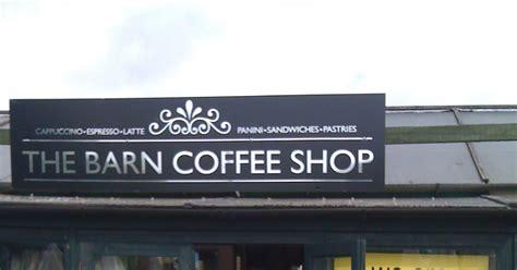 The Barn Coffee The Fry Up Inspector The Barn Coffee Shop Stonham Barns