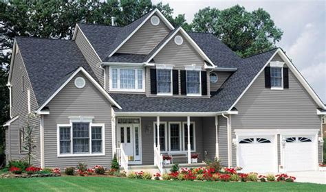 gray house colors paint color sterling gray with white trim future home