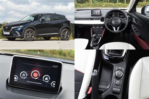 mazda mzd connect  car infotainment review
