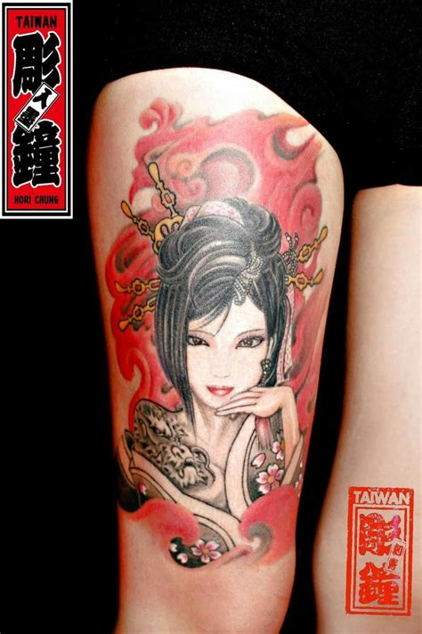 tattoo geisha orientale 158 best geisha tattoos images on pinterest geishas