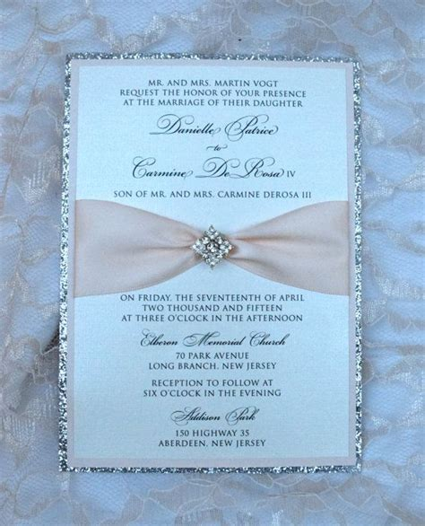 Handmade Quinceanera Invitations - 25 best ideas about sweet 15 invitations on
