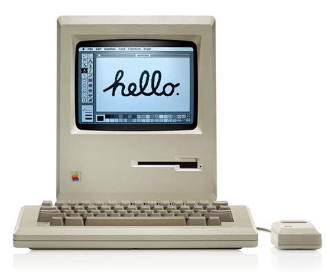 Mac Original the mac computer turns 30 we feel technabob